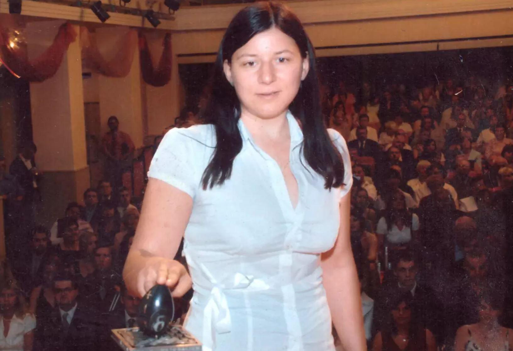Katerina Damcova